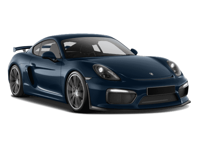 New 2016 Porsche Cayman GT4