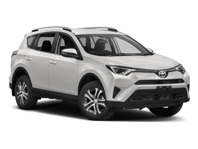 Pre Owned 2017 Toyota Rav4 Le Awd
