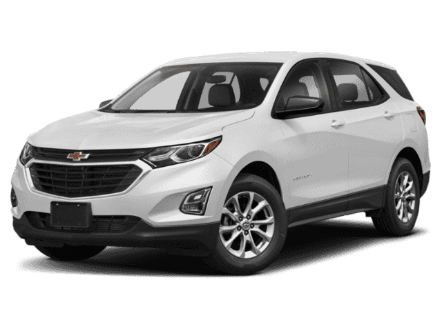 New 2019 Chevrolet Equinox AWD LS All Wheel Drive SUV - Demo