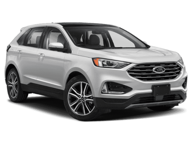 New 2020 Ford Edge Titanium FWD