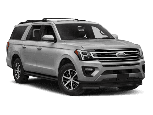 New 2018 Ford Expedition Max Platinum With Navigation