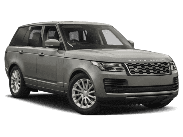 New 2019 Land Rover Range Rover V6 Supercharged HSE SWB