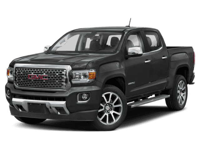 New 2020 GMC Canyon 4WD Denali With Navigation & 4WD