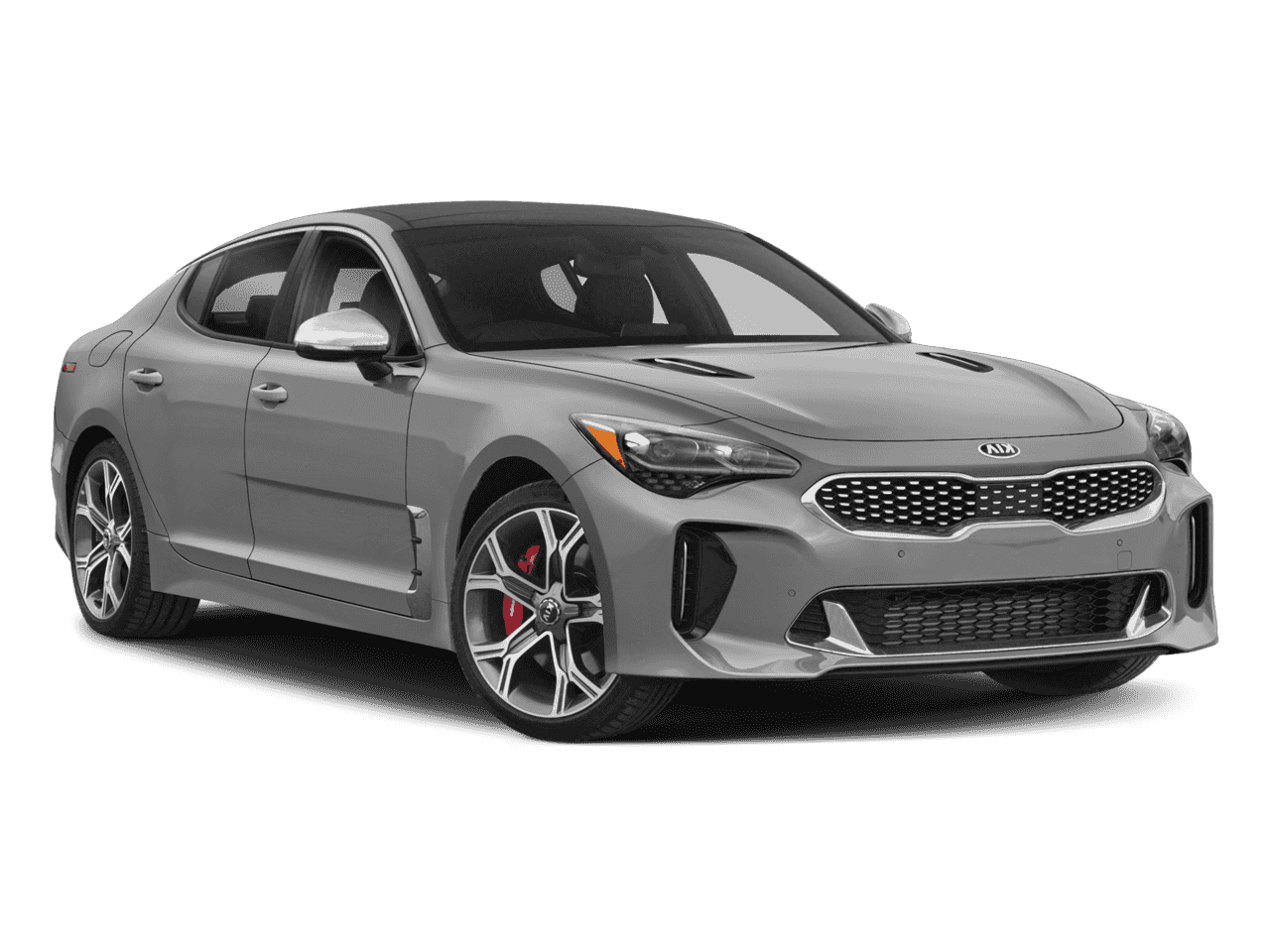 New Kia Stinger GT1