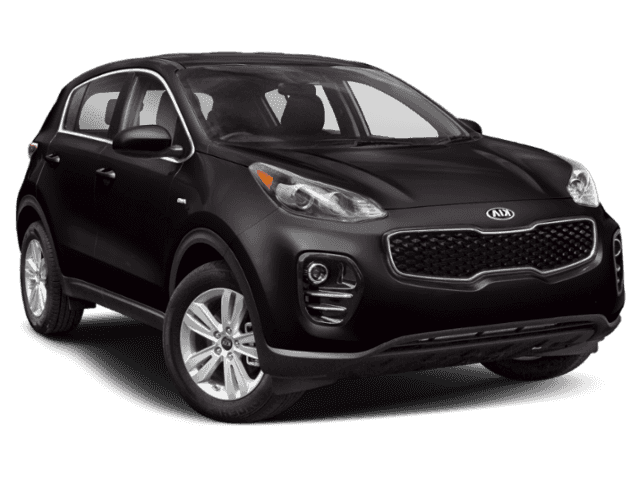 New 2019 Kia Sportage LX All-Wheel Drive with Locking Differential Sport Utility