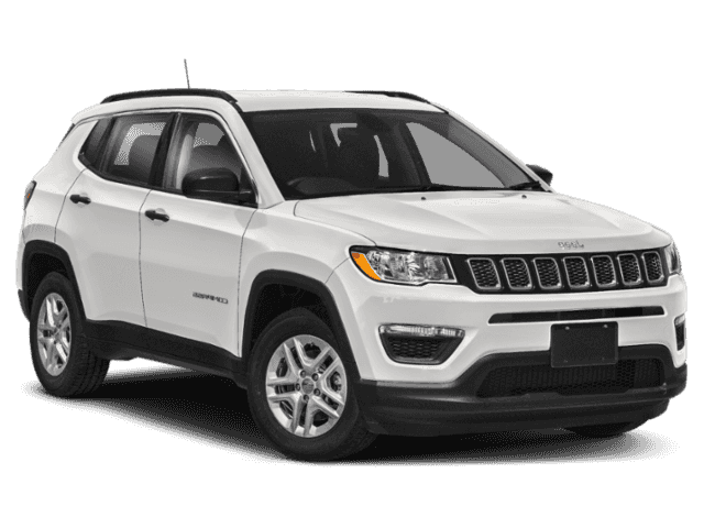 New 2021 Jeep Compass Upland Edition 4x4