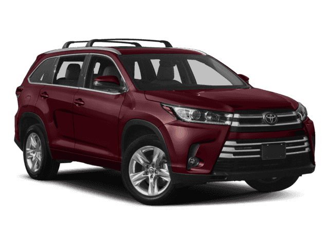 New Toyota Highlander Limited AWD V6