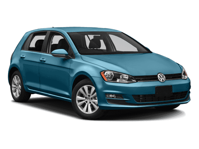 New 2017 Volkswagen Golf SEL Front Wheel Drive Hatchback