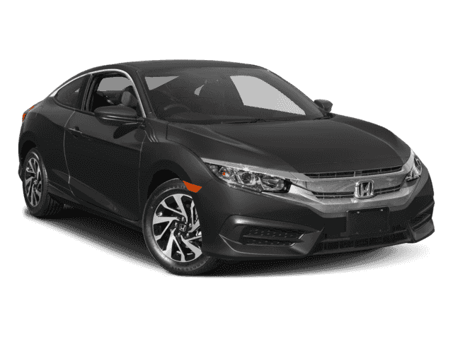 New Honda Civic LX-P