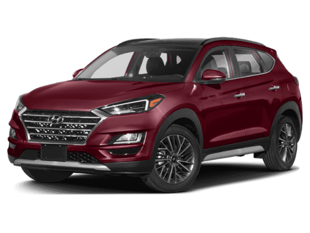 New 2020 Hyundai Tucson Ultimate 4dr Front-wheel Drive