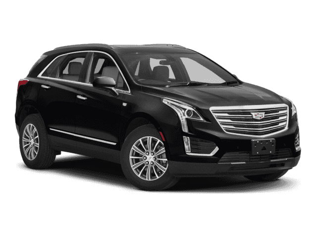 New 2017 Cadillac XT5 FWD 4dr Premium Luxury
