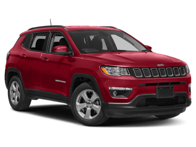 New 2019 Jeep Compass Altitude 4x4