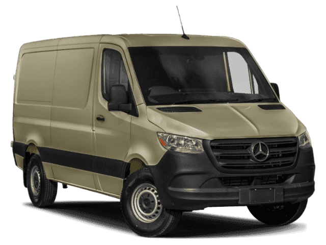 New 2019 Mercedes-Benz Sprinter Cargo Van 2500 High Roof V6 144 4WD