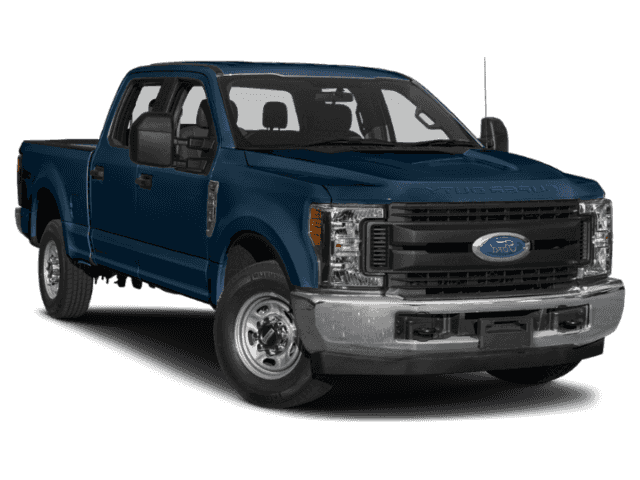 New 2019 Ford F-350 4WD CREW CAB