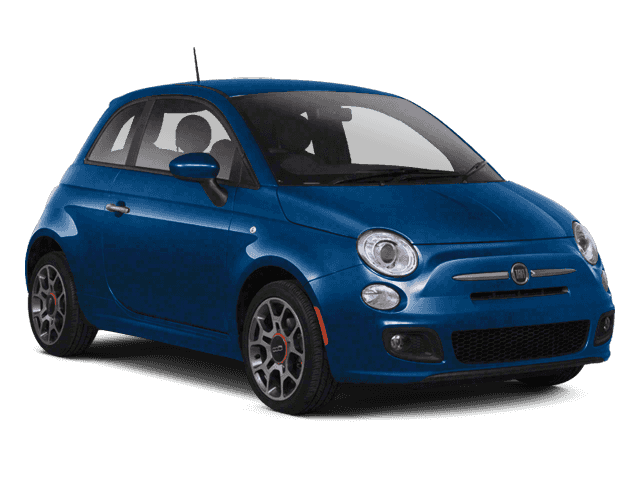 Pre-Owned 2013 FIAT 500 2dr HB Pop FWD 2dr Car