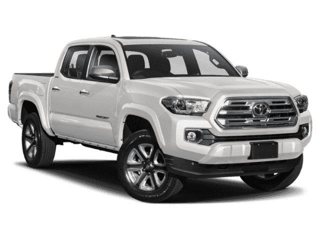 New 2019 Toyota Tacoma Limited 4WD 4X4 DOUBLE CAB (In-Transit To  Dealership) Dealer ETA: 2019-06-27