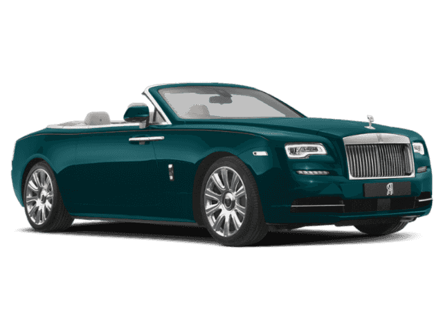 New 2018 Rolls-Royce Dawn