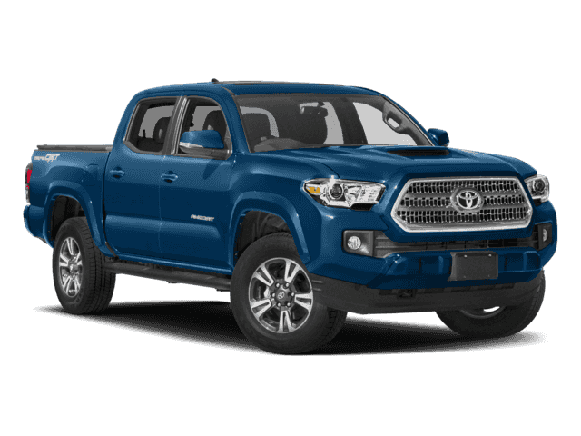 New 2018 Toyota Tacoma 4x4 TRD Sport 4dr Double Cab 5.0 ft SB 6A