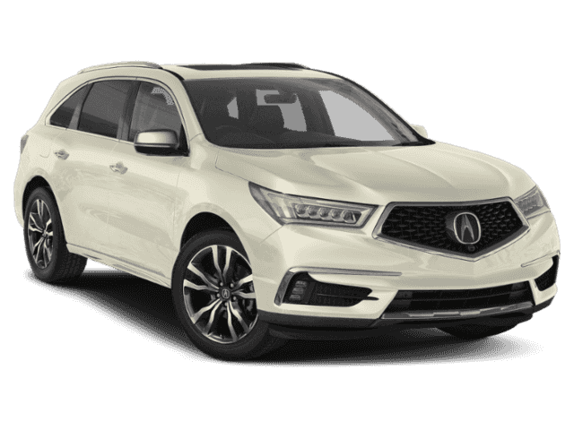 New 2019 Acura MDX A-Spec