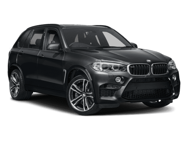 New 2018 BMW M Model X5 M With Navigation & AWD