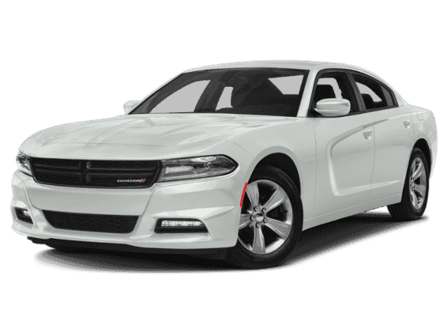 New 2018 DODGE Charger