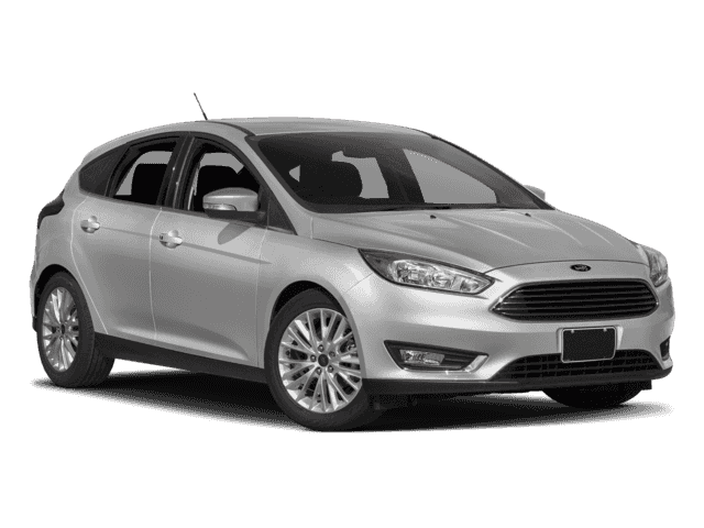 Pre Owned 2017 Ford Focus Anium Fwd Hatchback