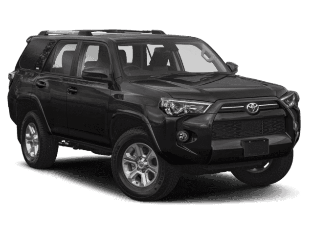 New 2020 Toyota 4Runner Nightshade Edition