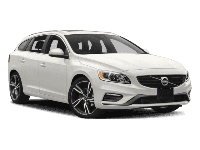 New 2018 Volvo V60 T5 AWD Dynamic