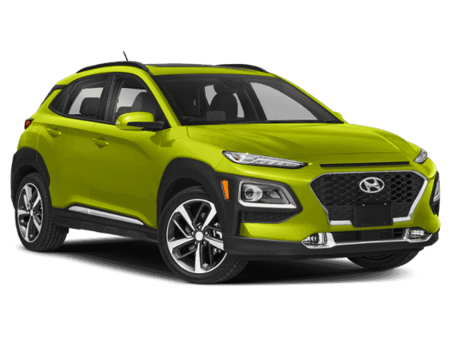 New 2020 Hyundai Kona Limited 4WD 4 Door Wagon
