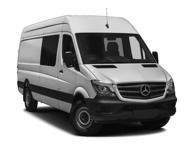 New Mercedes-Benz Sprinter 2500 144 WB