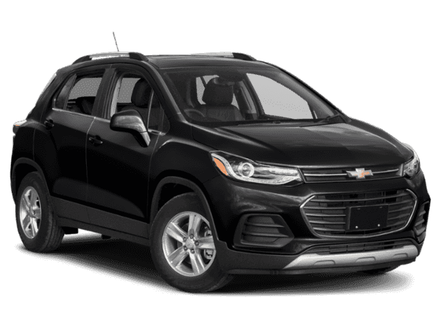 New 2019 Chevrolet Trax AWD 4dr LT