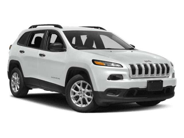 New Jeep Cherokee Altitude 4x4