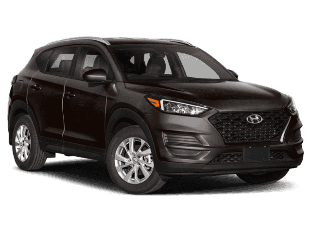 New 2019 Hyundai Tucson Preferred