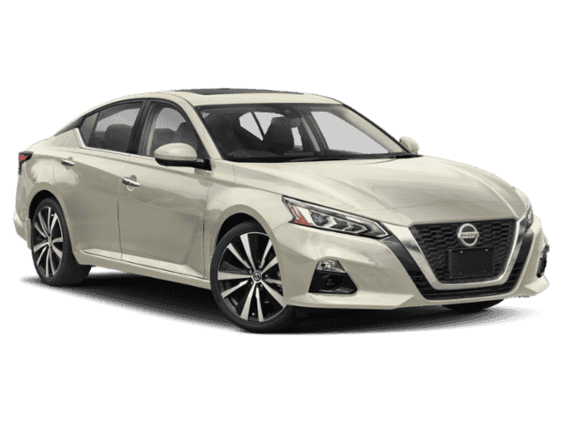 New 2020 Nissan Altima 2.5 SV Sedan