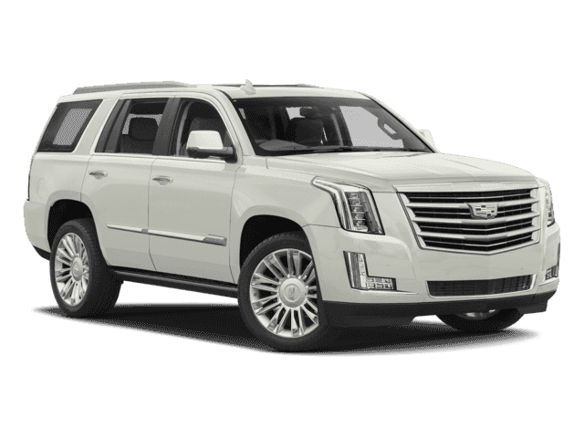 New Cadillac Escalade Platinum 4X4