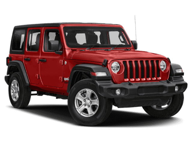 2018 Jeep Wrangler Unlimited