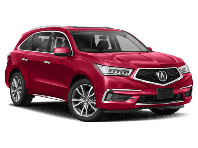 New 2019 Acura MDX w/Advance/Entertainment Pkg