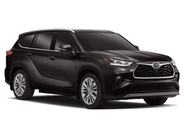 New 2020 TOYOTA Highlander LE V6 Fwd
