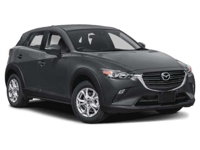 New 2019 Mazda CX-3 GS AWD at