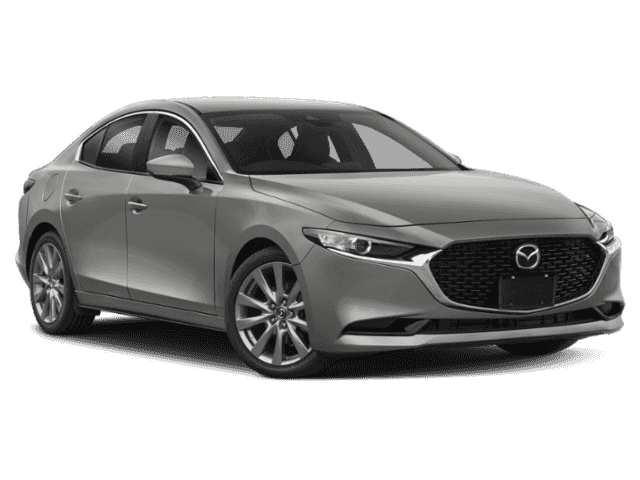 New 2019 Mazda3 Preferred Package AWD