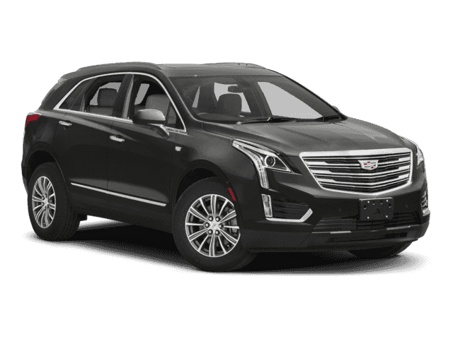 New 2018 Cadillac XT5 Luxury FWD Sport Utility in Rome 18C442