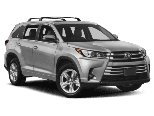 New 2019 Toyota Highlander Limited AWD 4D Sport Utility