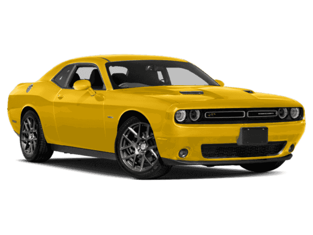 Certified Pre-Owned 2018 Dodge Challenger R/T RWD