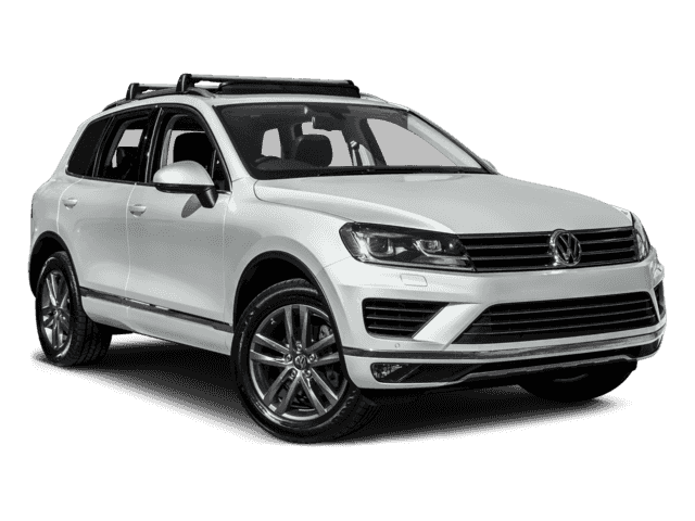 New 2016 Volkswagen Touareg TDI Lux With Navigation & AWD