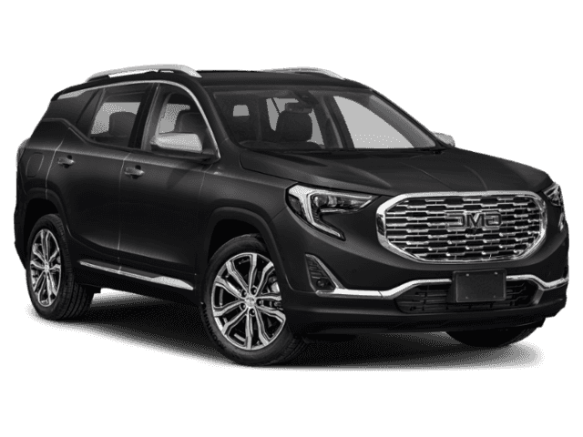 New 2020 GMC Terrain Denali With Navigation