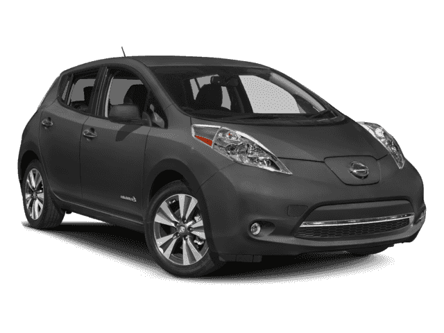 New 2017 Nissan LEAF SL FWD Hatchback