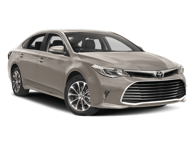 New 2018 TOYOTA AVALON XLE PREMIUM 4dr Car With Navigation