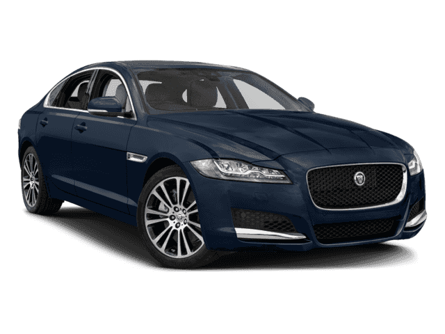 New 2018 Jaguar XF 35t Prestige All Wheel Drive Sedan