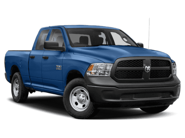 New 2019 Ram 1500 Classic Express Quad Cab V6 | 8.4 Touchscreen | Back-up Camera