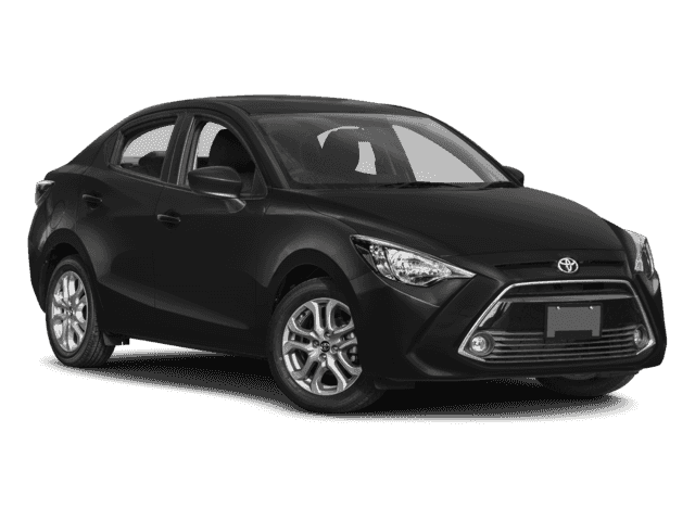 New 2017 TOYOTA YARIS IA  Front Wheel Drive 4DR SDN